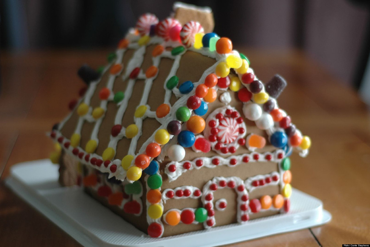 LifeSize Gingerbread House Recipe Calculator  HuffPost