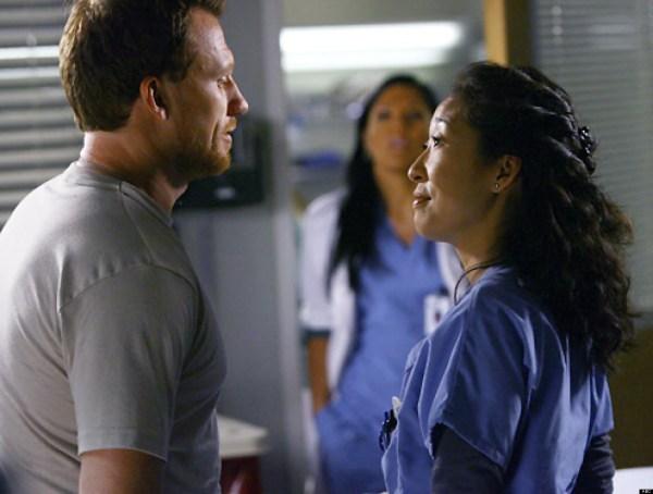 Grey's Anatomy Christina and Owen
