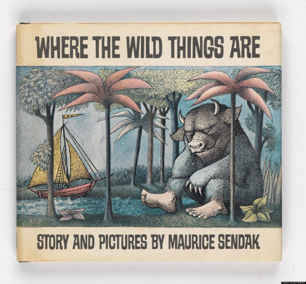 Maurice Sendak Auction Drawings And Rare Edition Of