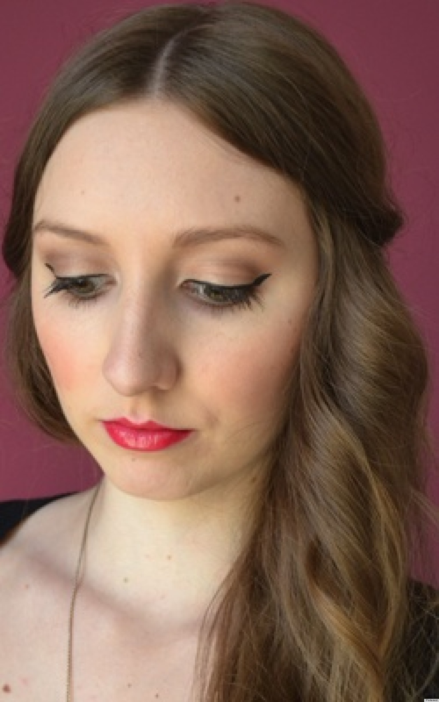 7 Last Minute Valentines Day Makeup Looks From Pinterest