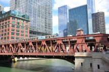 CTA Brown Line Chicago