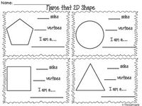 1000+ images about 1st grade math- shapes on Pinterest