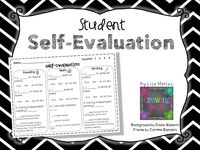 111 best Student Self Evaluation images on Pinterest
