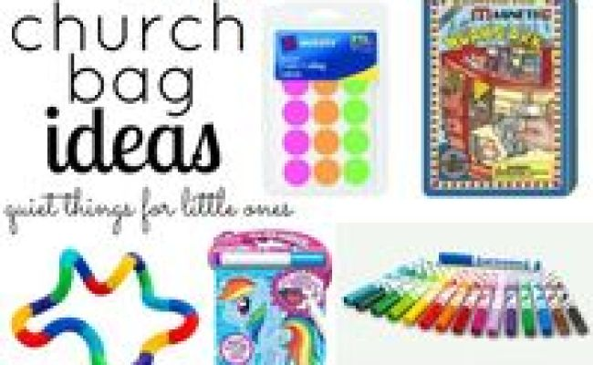 1000 Images About Quiet Church Bag Ideas For Kiddos On