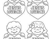 Christian Preschool Printables and Crafts on Pinterest