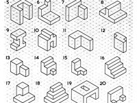 17 Best images about isometric_grid_list on Pinterest