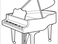 105 best Music: Coloring Pages & Sub Ideas images on