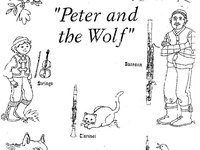 44 best images about Peter and the Wolf on Pinterest