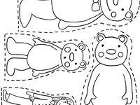 33 best images about Goudlokje en de drie beren on