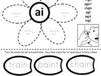 Jolly Phonics- Printables: a collection of ideas to try