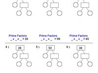 7 best images about Prime Factorization on Pinterest
