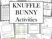 9 best images about Knuffle Bunny on Pinterest