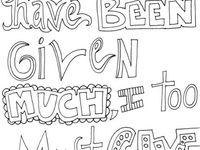 36 best Quote Coloring Pages images on Pinterest
