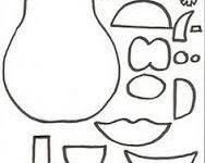 8 best images about Felt board patterns on Pinterest