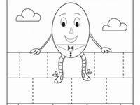 20 best images about Humpty Dumpty on Pinterest