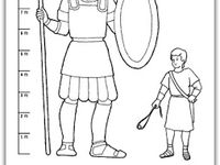 17 Best images about David and Goliath on Pinterest
