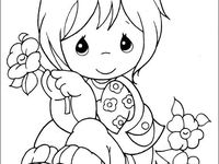 17 Best images about pecious momment coloring pages on