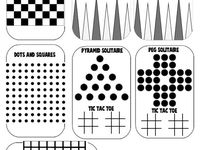 91 best images about Game board templates on Pinterest