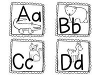 17 Best images about Kindergarten Zoo Phonics on Pinterest