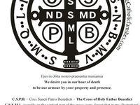 9 best images about Saint Benedict on Pinterest