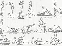 23 best images about Stretching Exercises For Back Pain on