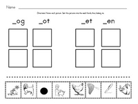 1000+ images about Word families/Blends on Pinterest