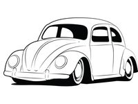 16 best images about VW Kiddie Koloring on Pinterest