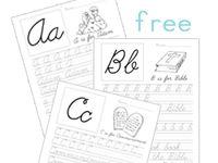 24 best images about Homeschool: Penmanship on Pinterest