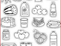 1000+ images about Preescolar: alimentación. on Pinterest