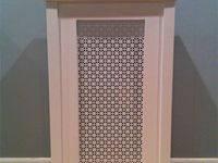 12 best Cover a gas wall heater images on Pinterest ...