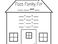 32 best images about math ~ fact families on Pinterest