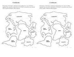 Pangaea Worksheet. Worksheets. Ratchasima Printable