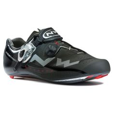 northwave extreme tech sbs road cycling shoes black
