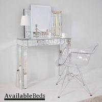 Transparent furniture on Pinterest | Vanity Tables ...