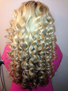 1000 images about spiral curls on pinterest spiral curls curls and tight spiral curls