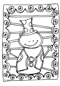 Get this FREE Christmas tree coloring page at the blog