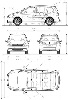 1000+ images about Volkswagen Touran on Pinterest
