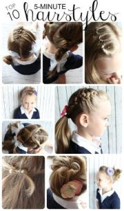 hairstyles girls dance recitals