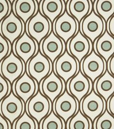 Joann Fabrics # 11918653 Home Decor Print Fabric Eaton Square