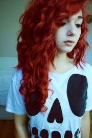 hair stuffs blood