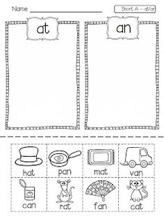 1000+ images about Literacy-Word Family on Pinterest