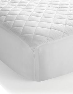 White Waterproof Mattress Protector