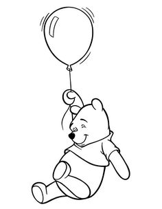 Winnie the pooh, Balloons and The o'jays on Pinterest