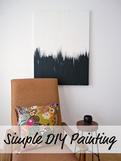 15 DIY Paintings For Non Artists Be Cool Pandora And Christmas