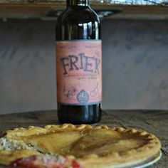 Pie and beer from Cr...