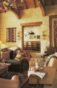 southwestern style decorating ideas | Decorating with ...