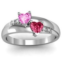 Promise rings, Promise rings for couples and Rings for ...