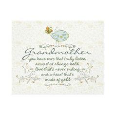 1000+ ideas about Grandmother Poem on Pinterest