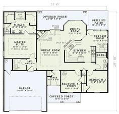 1500 sq ft ranch house plans with basement  Deneschuk