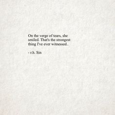 1000+ images about R.H. Sin Poems & Quotes on Pinterest